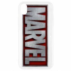 Чохол для iPhone XR Marvel 3D