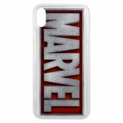 Чохол для iPhone Xs Max Marvel 3D