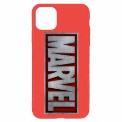Чохол для iPhone 11 Pro Marvel 3D