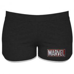 Женские шорты Marvel 3D - FatLine