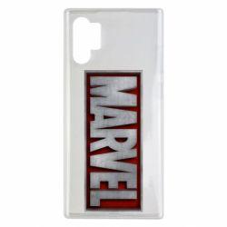 Чохол для Samsung Note 10 Plus Marvel 3D
