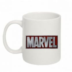 Кружка 320ml Marvel 3D
