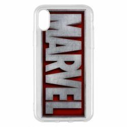 Чохол для iPhone X/Xs Marvel 3D