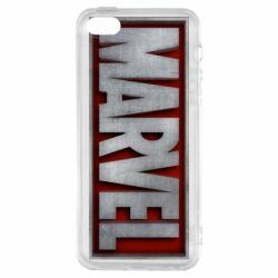 Чохол для iphone 5/5S/SE Marvel 3D