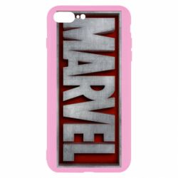 Чохол для iPhone 8 Plus Marvel 3D