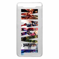 Чохол для Samsung A80 Marvel Avengers