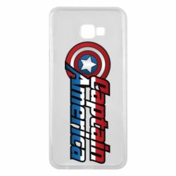 Чохол для Samsung J4 Plus 2018 Marvel Captain America