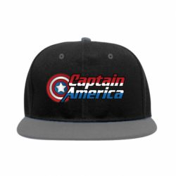 Снепбек Marvel Captain America - FatLine