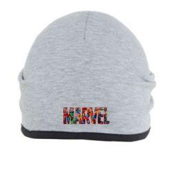 Шапка Marvel comics and heroes