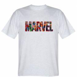 Мужская футболка Marvel comics and heroes