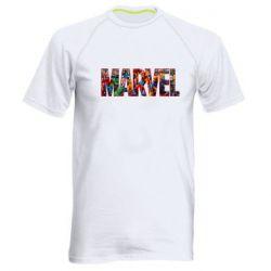 Мужская спортивная футболка Marvel comics and heroes