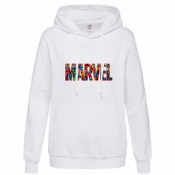 Женская толстовка Marvel comics and heroes