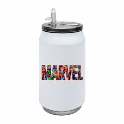 Термобанка 350ml Marvel comics and heroes