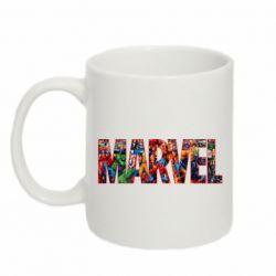 Кружка 320ml Marvel comics and heroes