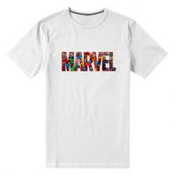 Мужская стрейчевая футболка Marvel comics and heroes
