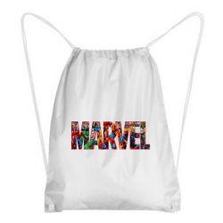 Рюкзак-мешок Marvel comics and heroes