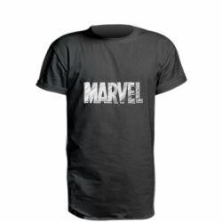 Подовжена футболка Marvel drawing