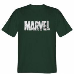 Чоловіча футболка Marvel drawing