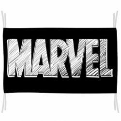 Прапор Marvel drawing