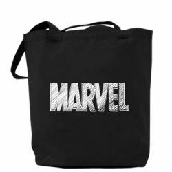 Сумка Marvel drawing