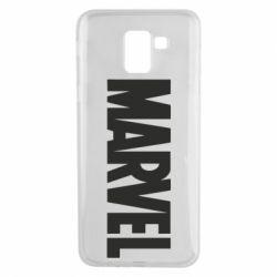 Чохол для Samsung J6 Marvel Minimal