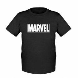 Дитяча футболка Marvel Minimal