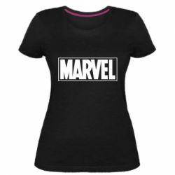 Жіноча стрейчева футболка Marvel Minimal