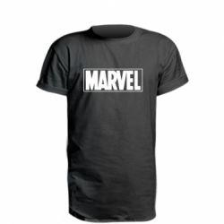 Подовжена футболка Marvel Minimal