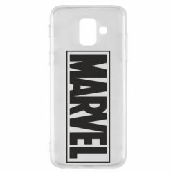 Чохол для Samsung A6 2018 Marvel Minimal