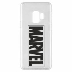 Чохол для Samsung S9 Marvel Minimal
