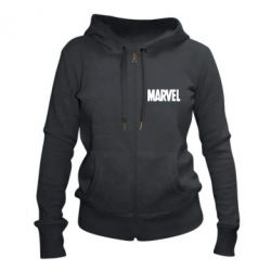 Жіноча толстовка на блискавці Marvel Minimal