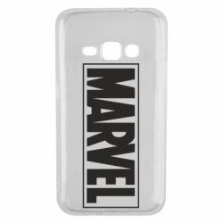 Чохол для Samsung J1 2016 Marvel Minimal