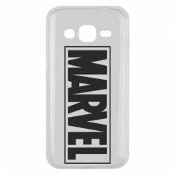 Чохол для Samsung J2 2015 Marvel Minimal