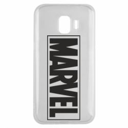 Чохол для Samsung J2 2018 Marvel Minimal