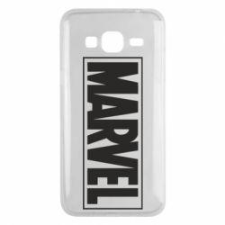 Чохол для Samsung J3 2016 Marvel Minimal