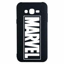 Чохол для Samsung J7 2015 Marvel Minimal