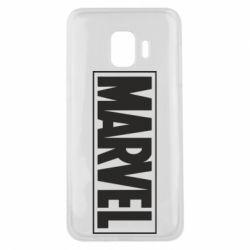 Чохол для Samsung J2 Core Marvel Minimal