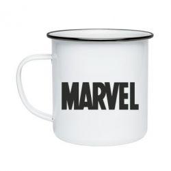 Кружка емальована Marvel Minimal