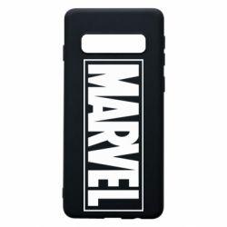 Чохол для Samsung S10 Marvel Minimal