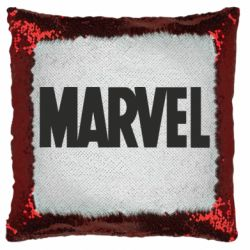 Подушка-хамелеон Marvel Minimal
