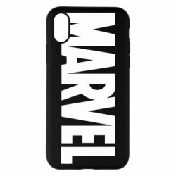 Чохол для iPhone X Marvel Minimal - FatLine