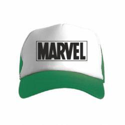 Дитяча кепка-тракер Marvel Minimal