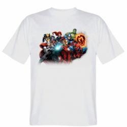 Чоловіча футболка Marvel team