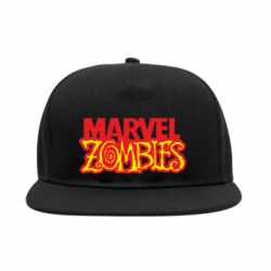 Снепбек Marvel Zombies