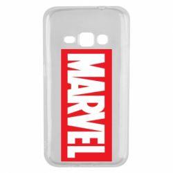 Чохол для Samsung J1 2016 MARVEL