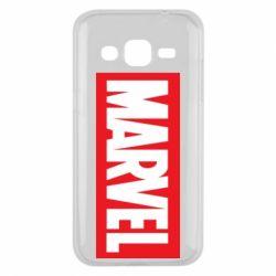 Чохол для Samsung J2 2015 MARVEL