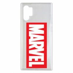 Чохол для Samsung Note 10 Plus MARVEL