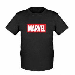 Детская футболка MARVEL - FatLine