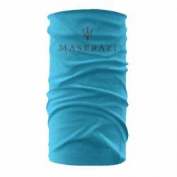 Бандана-труба Maserati logo
