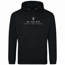 Толстовка Maserati - FatLine